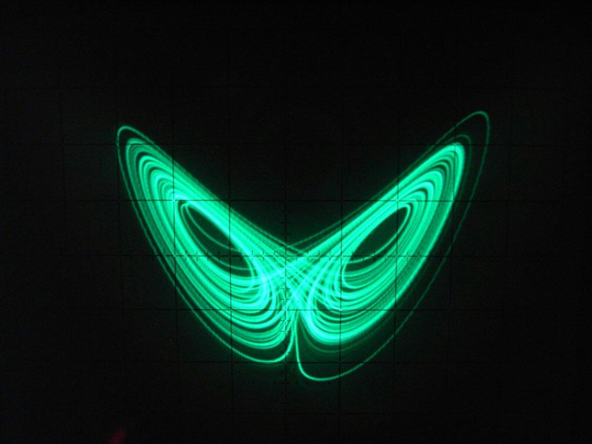 L'effet Papillon!!